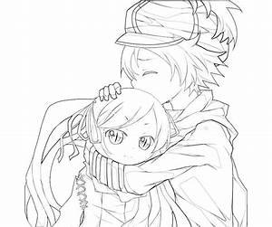 Anime Boy Coloring Pages Page Image Clipart Images - grig3.org