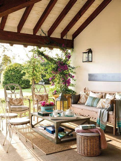 terrazas  porches  encanto images  pinterest
