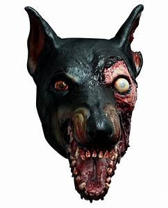 Resident Evil Zombie Dog Mask with license horror-shop com
