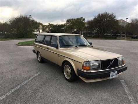volvo  wagon manual transmission classic volvo