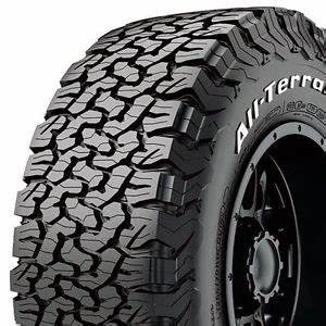 265 60 18 bfgoodrich all terrain ta ko2 119s on off road With 275 55r20 white letter tires