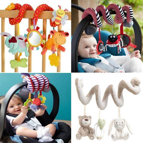 siège activité bébé mignon spirale activité poussette siège de voiture lit