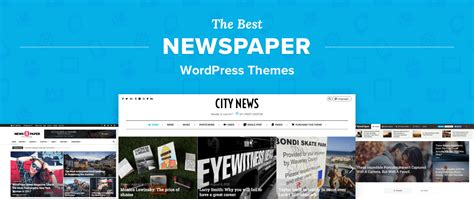 Newspaper Theme The 18 Best Newspaper Themes For News Portals
