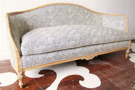 reupholstered sofas   reupholster  couch part