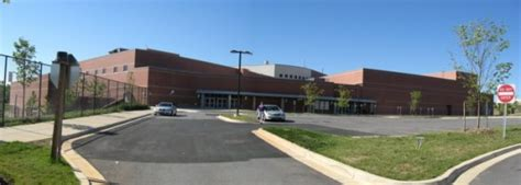 The New RMHS Building - Richard Montgomery High School ...