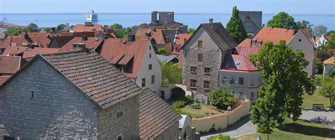 Gotland Excursion – Gotland Cruise Service