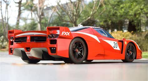 rare ferrari fxx evoluzione  coming  auction carfabcom