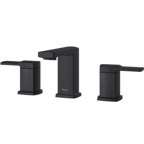 pfister deckard   widespread  handle bathroom faucet