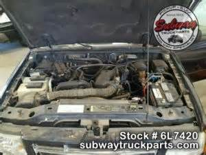 how do cars engines work 2003 ford ranger auto manual salvage 2003 ford ranger 3 0l subway truck parts inc auto recycling since 1923