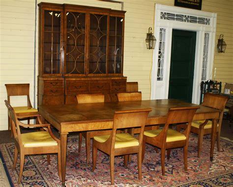 Baker Furniture Bedirmier Dining Room Set Merrills