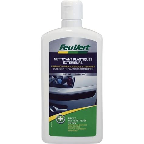 soin r 233 novateur plastiques ext 233 rieurs 500 ml feu vert