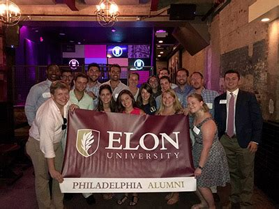 Elon University Office Alumni Engagement Welcome