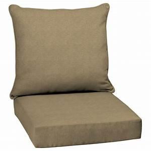 Garden Oasis Deep Seat Cushion Set