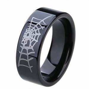 Best 97 batman wedding band batman dark knight hero for Batman wedding rings for men