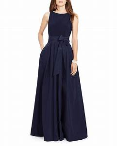Lauren Ralph Lauren Taffeta Gown Bloomingdale39s