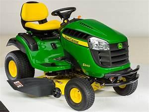John Deere S240 Lawn Tractor
