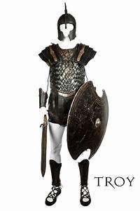 Screen-Matched Eudorus Myrmidon Armor from Troy