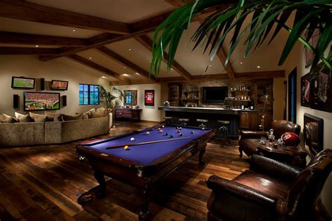 how big is a bar pool table modern pool tables family room contemporary with bar area