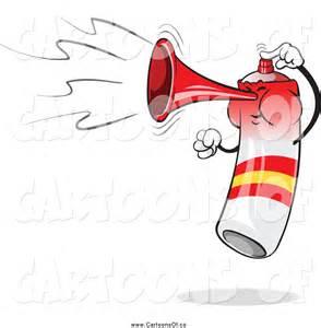 Horn Blowing Air Clip Art