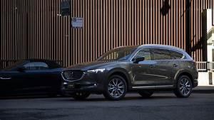 Mazda Cx 8 : 2018 mazda cx 8 unveiled new suv is currently exclusive to japan autoevolution ~ Medecine-chirurgie-esthetiques.com Avis de Voitures