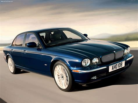 Jaguar XJ (2006) - picture 2 of 20
