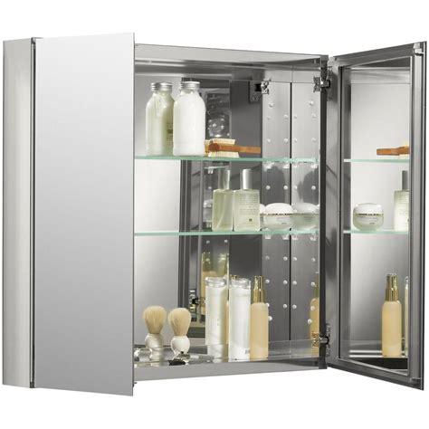bath shower inspiring kohler medicine cabinets for bathroom built in vanity mirror recessed