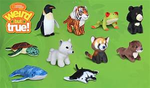 McDonald's Happy Meal Toys – April 2018 – Weird but True ...