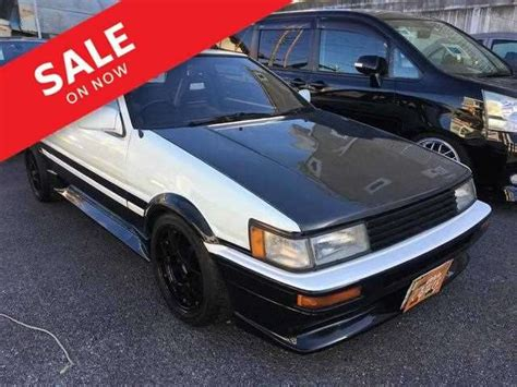 Toyota Corolla Ae86 For Sale by Used Toyota Corolla Levin 1986 Apr Ae86 0224366 In
