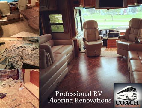 best type of flooring for rv rv furniture rv renovation rv refurbishing rv service