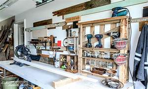 The too little woodworking workshop that couldFunky Junk