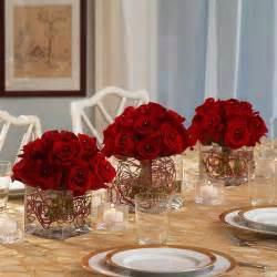 Xmas Dinner Table Setting