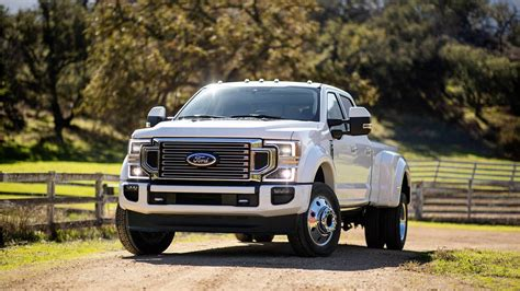 Ford Trucks 2020 by Refreshed 2020 Ford Duty Stakes Its Mighty Claim In