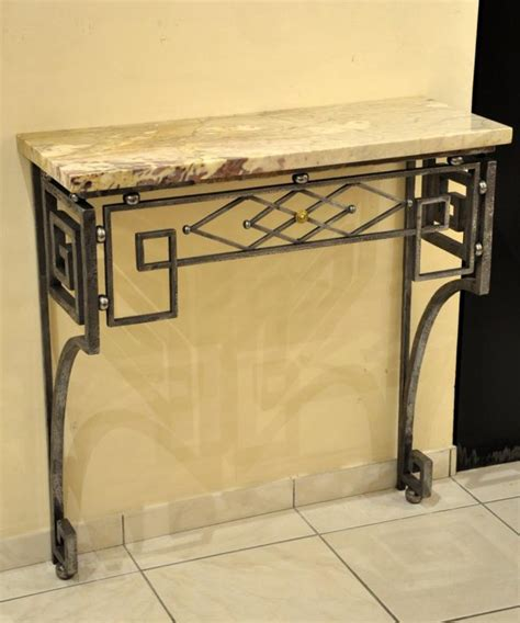 console fer forg 233 d 233 co 1930