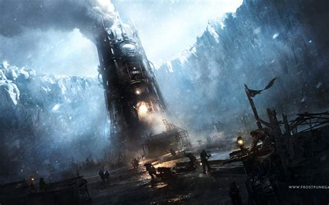 3840x2400 Frostpunk 2020 UHD 4K 3840x2400 Resolution ...