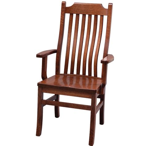 bunker hill dining chair amish crafted furniture