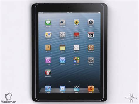 Superbes rendus 3D de ce que devrait être le futur iPad