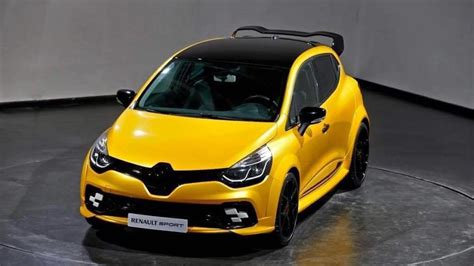 renault clio sport leaked pics of ultimate renault clio renaultsport cars co za