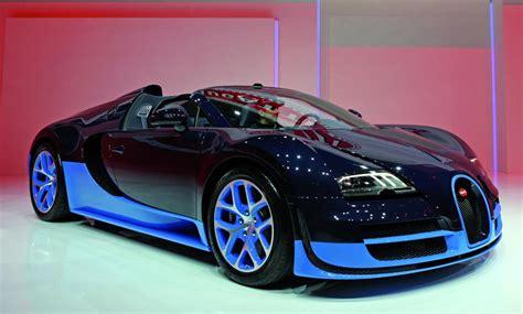 2018 Bugatti Veyron Grand Sport Vitesse Auto Cars Concept