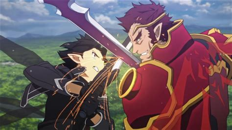 anime fight with sword sword episode 25 and impressions the