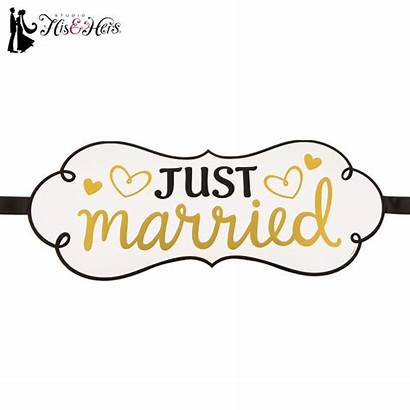 Married Banner Lobby Hobby