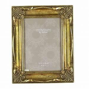 Art Deco Antique Gold Classical Vintage Ornate Photo ...