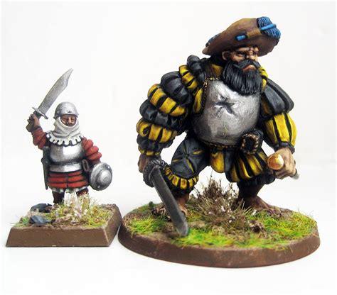 A Well Dressed Ogre Joins The Westfalia Fantasy Battles ...