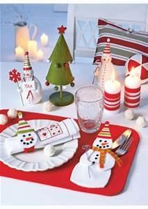 Fabriquer Deco Table Pour Noel Visuel 3