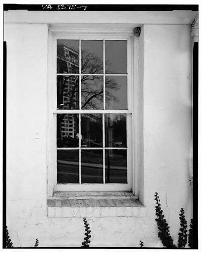 Sash Window Single Building Windows Double Hung