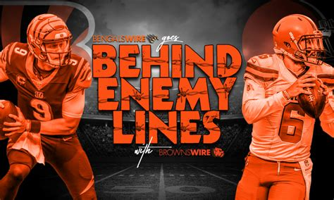 bengals  browns  enemy lines  browns wire
