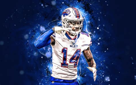 wallpapers stefon diggs wide receiver buffalo