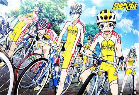 crunchyroll  spin  pour le manga en selle sakamichi