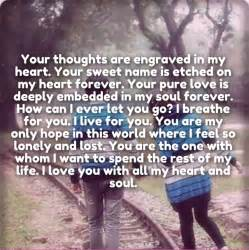 True Love Quotes for Her Heart