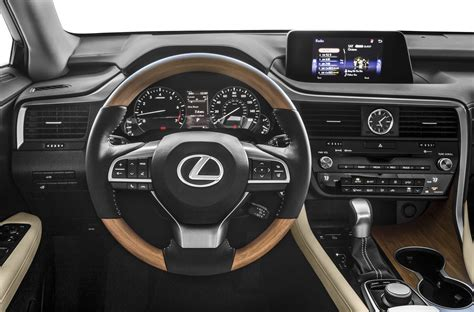 lexus suv rx 2017 interior 2016 lexus rx 350 f sport first drive 2017 2018 best car
