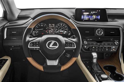 lexus suv rx 2017 interior 2016 lexus rx 350 f sport first drive 2017 2018 best car